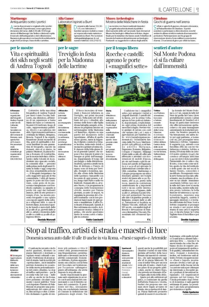 Corriere-27 febbario 2015