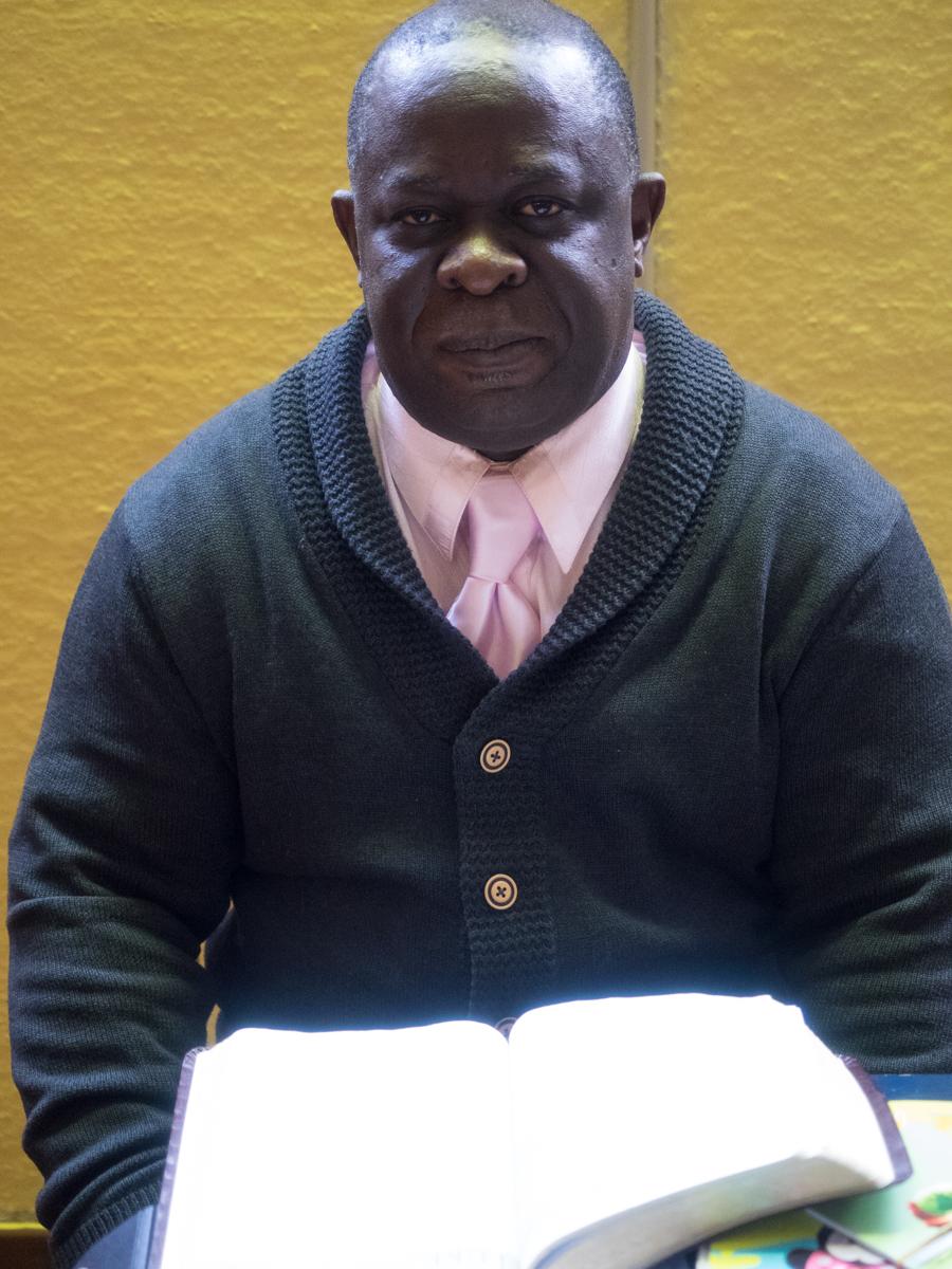 Vice Pastor - Francis Asare Kwabena