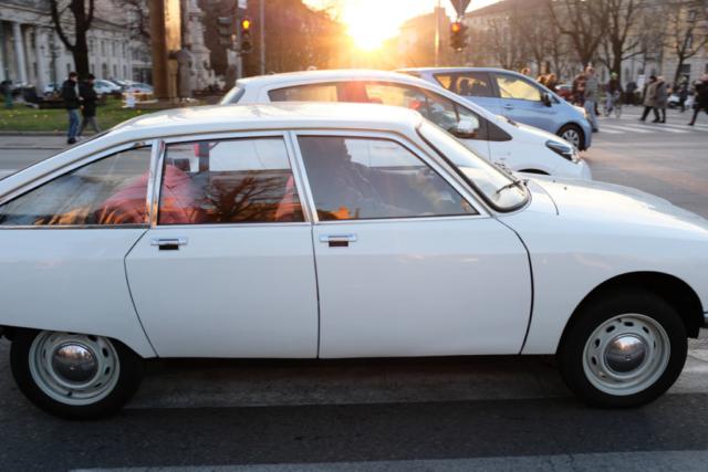 #citroen #citroën #vintage #car #bergamo #bg #lombardia #Italy #x100f #fijifilmjpg