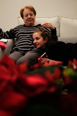#grandma #sofa #relaxtime #x100f #fujifilm #jpg